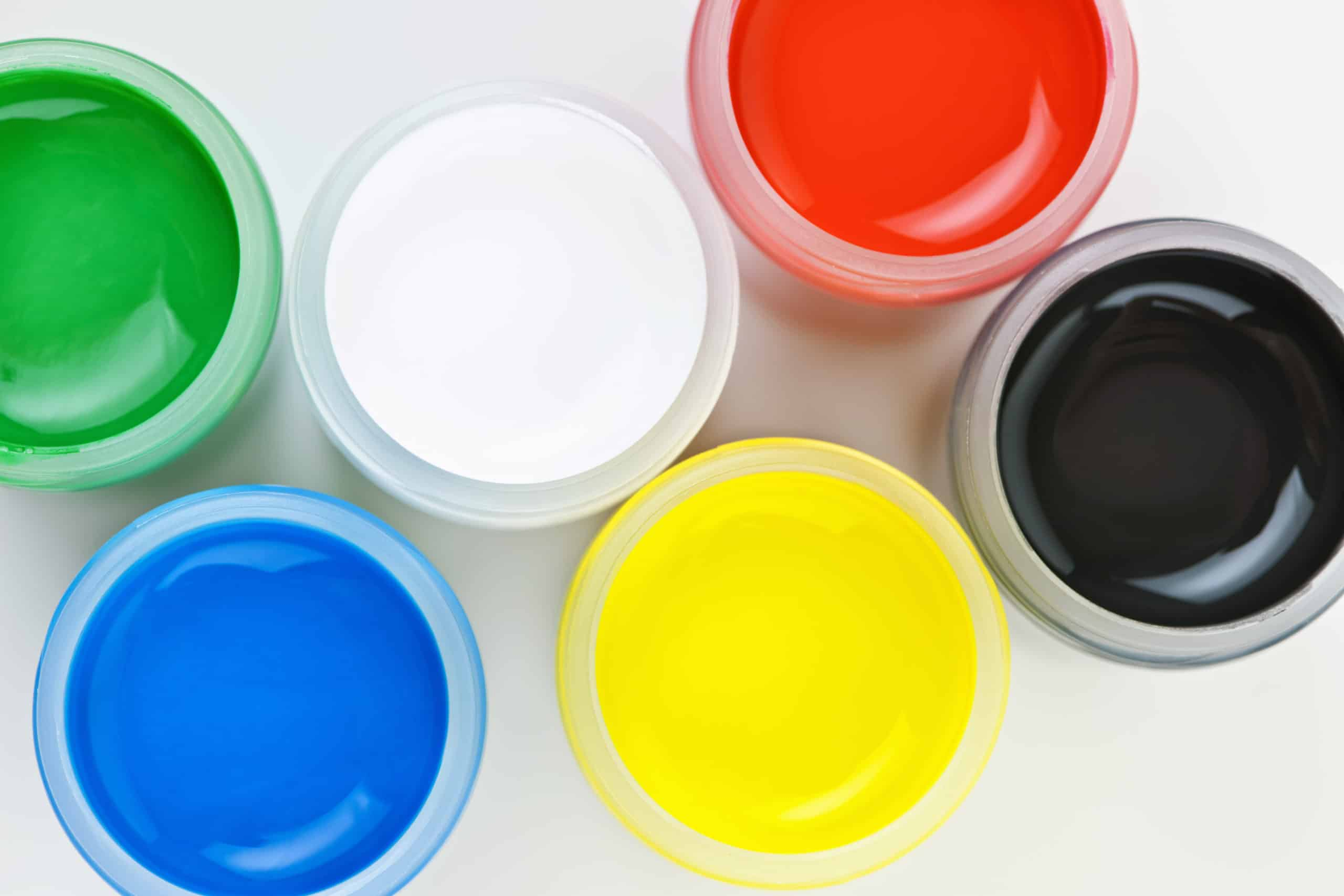 customers and paint colors